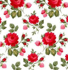 Imagen de floral, vintage, and wallpaper