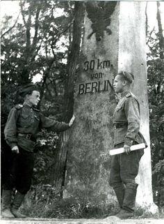 Документальное фото ВОВ 1941-1945 (50 фотографий)