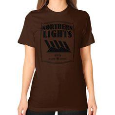 Northern Lights Signature Series Unisex T-Shirt (on woman)