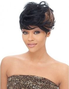 Outre 100% Human Hair Weaving Premium Salon Cut Feather Cut
