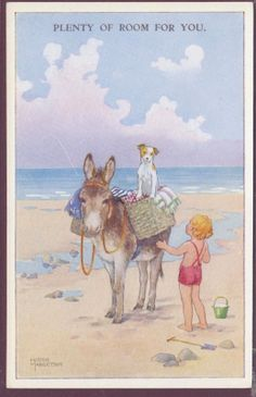 Hester Margetson postcard   eBay