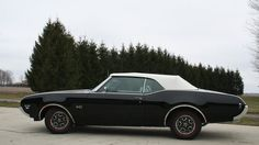 1969 Oldsmobile 442 W-30 Convertible - 3