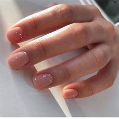 HOTTEST MATTE SHORT NAIL ART DESIGNS IDEAS 2019 Now,the footsteps of fall are getting closer, you can prepare early, and quickly collect a pair of frosted nails that can be used to lead the fashion. Nail Art Designs, Short Nail Designs, Nails Design, Natural Nail Designs, Matte Nails, Gel Nails, Acrylic Nails, Manicure For Short Nails, Manicure Ideas