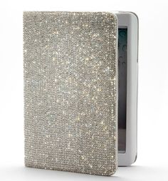 Swarovski Element Crystal Case for Ipad Mini....My iPad mini would be easy to travel with and would keep me entertained while pumping...#mypumpingspace