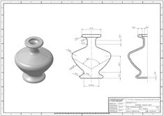 Mechanical Engineering Design, Mechanical Design, Autocad 3d Modeling, Autocad Isometric Drawing, Solidworks Tutorial, Youtube Drawing, 3d Drawings, Technical Drawings, Geometric Drawing