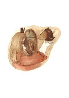 Nogalina by Valeria Reynoso, via Behance