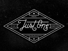 Dribbble - Just One Brand by Adam Grason