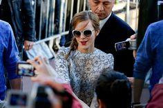 Festival Internacional de Cine de Cannes 2013 Emma Watson