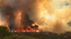 300  Acre Brush Fire Erupts in Mission Hills Near Lompoc | News  - KEYT