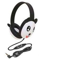Panda's Dream, Headphones, Fan, Amazing, Headpieces, Ear Phones, Hand Fan, Fans