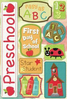 disney karen foster stickers | Karen Foster /Sc hool/ Preschool