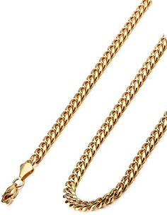 "Jstyle Stainless Steel Male Chain Necklace for Men, 8.5-30"" Inch,6mm Wide -- Read more at the image link."