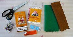 nur das Beste: Tabaktasche selber nähen - eine kleine Anleitung