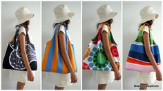 View details for the project IKEA reversible bags on BurdaStyle.