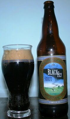 Gritty McDuff 's Black Fly Stout