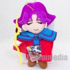Slayers Rezo the Red Priest Plush Doll Banpresto JAPAN ANIME MANGA FIGURE