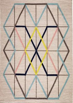 IKEA PS 2014 Flatwoven Multicolor Rug