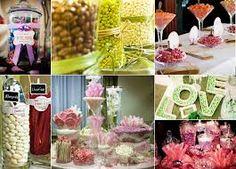 wedding sweet table - Google Search