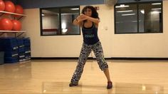 *NEW* Zumba- Abusadora with Stephani Carter