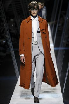 Canali Spring 2017 Menswear Fashion Show