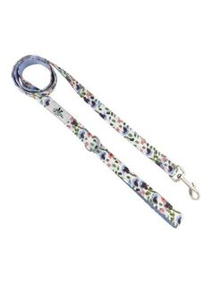 Wildflowers Leash - two lengths- heavy duty clip leash end - additional D ring at the base Pet Dogs, Pets, Dog Accessories, The Struts, Cute Designs, Wildflowers, Your Dog, Collars, Custom Design