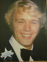 John Schneider, Dukes of Hazzard, Full Page Vintage Pinup