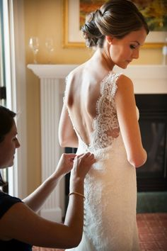 Jinza Bridal Salon: http://www.stylemepretty.com/2015/04/20/custom-gowns-with-jinza-couture-bridal/