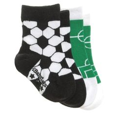 BabyLegs Turf Baby soccer inspired socks for babies and toddlers.