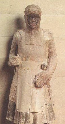 Saint Maurice: Martyr, Black Saint and Knight Commander of the martyred Theban Legion...