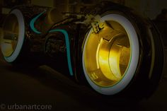 The Bike from TRON (low) - #allesandere, #Celebrity, #other, #Promi