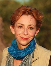I just discovered Martha Beck recently at a friend's recommend. She is hilarious and deeply intuitive.