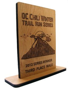Offering Custom Wood Signs laser engraved any size for great prices! Cherry, Walnut, Maple, Alder Wood, red wood and more species. Award Display, Custom Wood Signs, Laser Engraving, Bookends, Awards, Shapes, Unique, Award Certificates, Book Holders