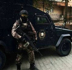 Turkey Special Operation Police (PÖH)