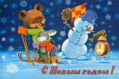 Лучшие советские новогодние мультфильмы, которые я подобрала своему сыну к просмотру в декабре. С удовольствием делюсь подборкой 15 новогодних мультфильмов.