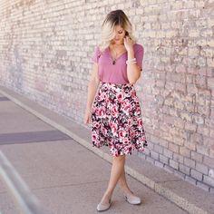 Savannah Skirt with pockets