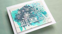 Holiday Card Series 2016 – Day 19 – kwernerdesign blog