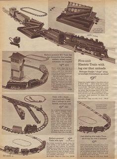 1964 Sears Christmas Catalog Page 214