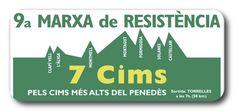 9ª Marxa de Resistència 7 Cims