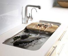 Multipurpose Sink From Kohler / Anne Kitzmiller