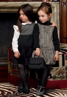 infant wear fall 2013 | Dolce & Gabbana Fall 2012/Winter 2013 Ad Campaign | Atelier Christine