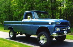 60-66 Chevy And GMC 4X4's Gone Wild - Page 13 - The 1947 - Present Chevrolet & GMC Truck Message Board Network