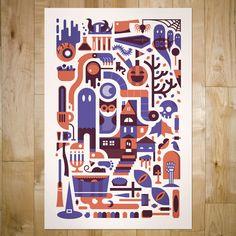 art prints : bandito design co. #illustration #inspiration #design