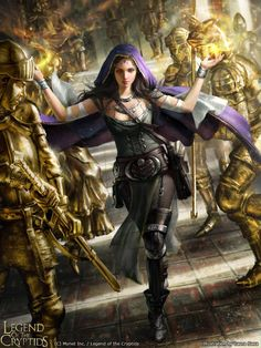 Artist: Laura Sava aka anotherwanderer - Title: Master Alchemist Märkl adv - Card: Master Alchemist Märkl (Wordless)