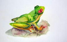 What about this frog?