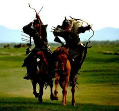 Turkish-Mongol Horse Archer