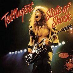 Barnes & Noble® has the best selection of Rock Arena Rock Vinyl LPs. Buy Ted Nugent's album titled State of Shock [Green Vinyl] to enjoy in your home or Used Vinyl Records, Lp Vinyl, Vinyl Art, Aerosmith, Rock And Roll Bands, Rock N Roll, Rock Bands, Lp Cover, Cover Art