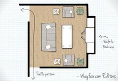 Living Room Layouts Guide