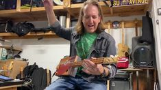 3 String Thursday with Mike Snowden AVO Box Guitar Ramones Cigar Box Guitar, Ramones, Guitars, Thursday, 21st, Guitar