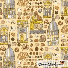Chocco Barocco, by Dawn Clarkson http://niceandfancy.blogspot.it