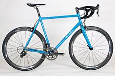 Steel Road Bikes | DeSalvo Custom Cycles